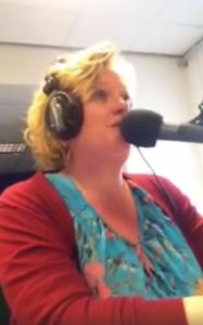 28-03-2017 | Live Interview op Haarlem 105 radio